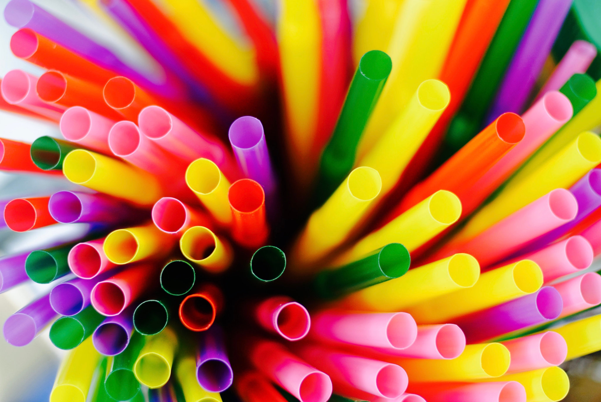 PJ's Coffee says NO to the plastic straws