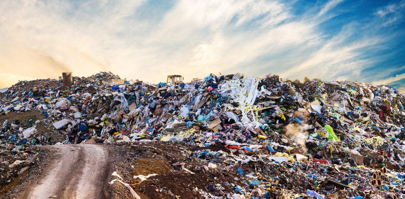 Hành tinh của chúng ta đang dần ngập dưới núi rác thải nhựa