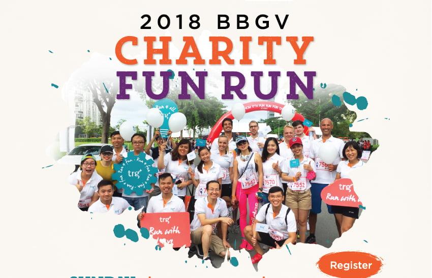 BBGV HCM 18th Fun Run For Charity