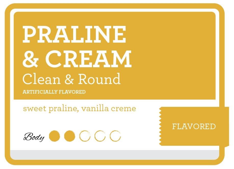 Praline & Cream